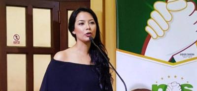 Usar YouTube en lugar de programas deportivos en Santander, propuesta de Ángela Hernández