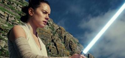 La Guerra de las Galaxias, 'Los últimos Jedi' se estrenará en Colombia el próximo 14 de Diciembre.