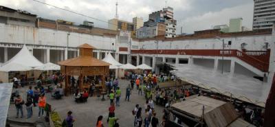 Por tres días, usted podrá volver a 'mercar' en plaza San Mateo de Bucaramanga