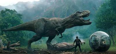Se estrena tráiler de Jurassic World, 'El reino caído'