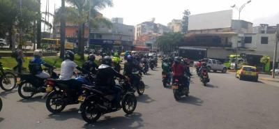 Incrementos de hasta el 10% tienen que pagar los motociclistas por el Soat.