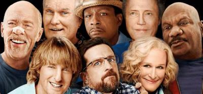 ¿Quién @#*%$ es papá? la nueva comedia de Owen Wilson y Ed Helms