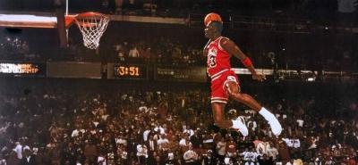 Se cumplen tres décadas de la mítica clavada de Michael Jordan