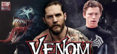 'Venom' el personaje de Spaider Man tendrá su propia película