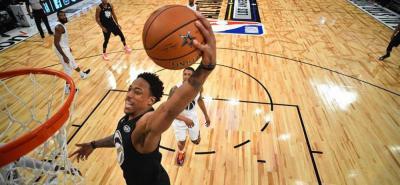 Este fin de semana se llevó a cabo el Juego de las Estrellas de la NBA.