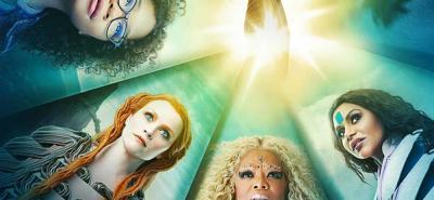 Reese Witherspoon y Oprah Winfrey  protagonizan 'Un viaje en el tiempo'