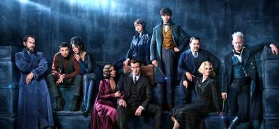 Warner Bros estrena tráiler de 'Animales fantásticos: Los Crímenes de Grindelwald'