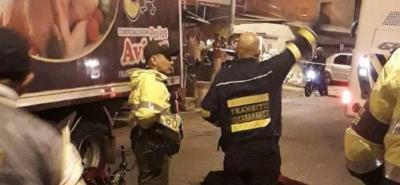 Un motociclista muere en accidente de tránsito en Bucaramanga
