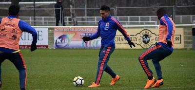 Colombia ya tiene a todos sus jugadores listos para enfrentar a Francia