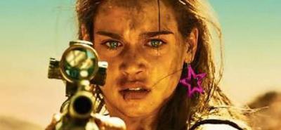 'Venganza siniestra' una película de acción que muestra la fuerza de la mujer