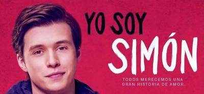 'Yo soy simón', una nueva  historia de amor gay que llega a las salas de cine