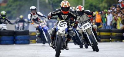 El mayor espectáculo de motociclismo en Santander regresó al Alfonso López