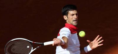 Djokovic se enfrentará en octavos contra el ganador entre Kyle Edmund y Alexander Zverev.