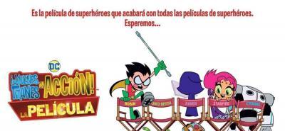 """""""Jóvenes Titanes en acción"""", un nuevo grupo de superhéroes llegan a las salas de cine"""