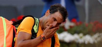 Con esta derrota, el tenista español pierde el número uno del escalafón ATP.