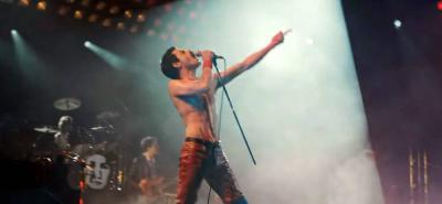 Freddie Mercury, de la mano de Malek, llegará a las salas de cine del mundo el 2 de noviembre.