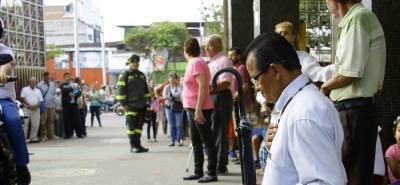 Las imágenes que no pudieron esconderse en las 'presidenciales' en Bucaramanga