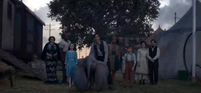 'Dumbo', el elefante de Tim Burton, regresa a la pantalla grande