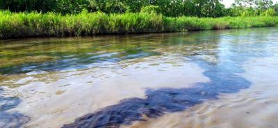 Nueva emergencia por derrame de crudo en un pozo de Ecopetrol en Santander
