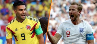 Colombia buscará cambiar la historia ante Inglaterra