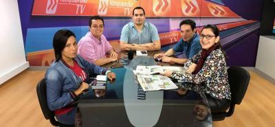 Nuestros periodistas hablan del partido del Atlético Bucaramanga contra Equidad.