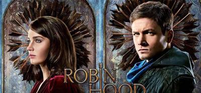 Inspirada en la tradicional leyenda inglesa esta adaptación presenta a un crudo Robin Hood.
