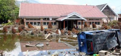Bumanguesa narra cómo se vive el paso del huracán Michael en EEUU