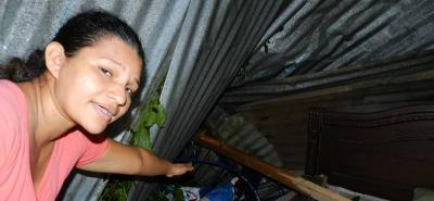 Fuerte tormenta dejó siete familias damnificadas en Barrancabermeja
