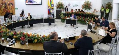 En directo: Votación de moción de censura contra Secretaria de Hacienda de Bucaramanga