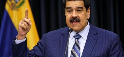 Maduro advierte que EEUU y Colombia entrenan paramilitares para asesinarlo
