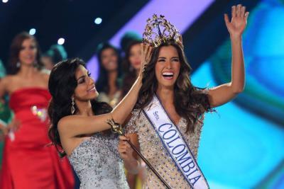 Así fue la velada de elección y coronación de Señorita Colombia 2013 – 2014
