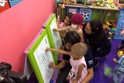 Gracias a donaciones, se inauguró en Bucaramanga la 'Casa Hope'