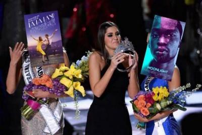 Los memes no perdonaron el error de Los Oscars