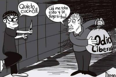 15 caricaturas que no se puede perder del Alcalde Rodolfo Hernández