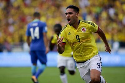 Las mejores imágenes del empate entre Colombia y Brasil