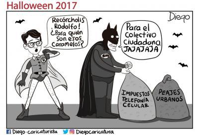 Vea la divertida caricatura de los nuevos impuestos en Bucaramanga