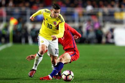 Las mejores imágenes y los goles de la derrota de Colombia 2-1 ante Corea