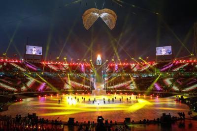 Espectaculares imágenes de la inauguración de los Juegos Paralímpicos de Invierno
