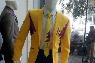 Los memes de la indumentaria para hinchas de la Selección Colombia
