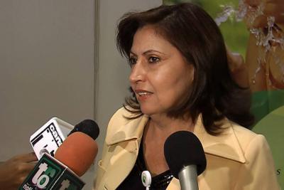 Elvia Hercilia Páez, directora de la Cdmb.