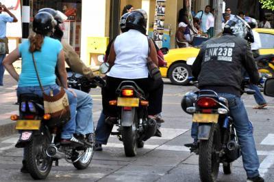 Desmienten que se restringirá movilidad del parrillero en Bucaramanga