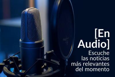 Escuche las noticias más destacadas de este jueves en Santander