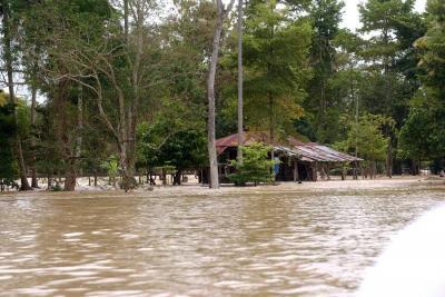 25 mil hectáreas y más de 400 damnificados deja desbordamiento del Río Lebrija.