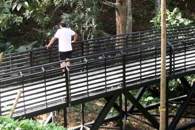 Parque de Las Mojarras, el nuevo 'pulmón' de Bucaramanga