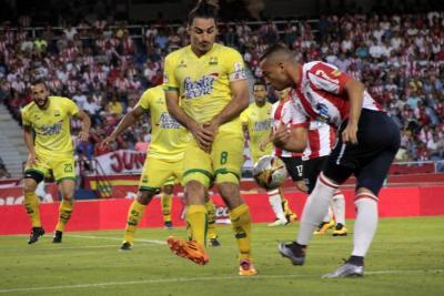 Atlético Bucaramanga ultima detalles para su partido ante Junior