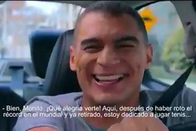 Faryd Mondragón, el otro exfutbolista que ahora promueve a Uber