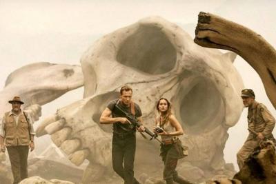"""Nuevo tráiler del filme """"Kong: La Isla Calavera"""""""