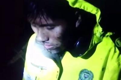 Video revela la angustia de sobreviviente luego de tragedia del Chapecoense