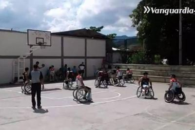 Santandereanos convocados a Selección Colombia Sub 21 de baloncesto en silla de ruedas