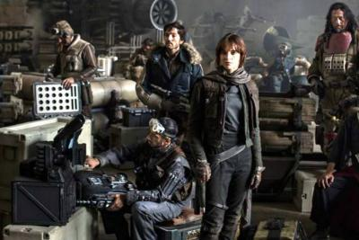 """La Fuerza acompaña al nuevo """"Star Wars"""": Rogue One"""